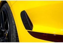 Prises d'Air Latérales Arrière Carbone NOVITEC Ferrari California T