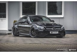 Kit carrosserie Prior Design PD65CC WideBody pour Mercedes Classe C Coupé (C205)