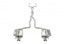 Echappement IPE INNOTECH Mercedes C63 AMG / S (W/S/C205) - Ligne Cat-Back à valves (2014+)