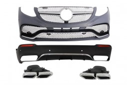 Kit carrosserie look GLC 43 / 63 AMG pour Mercedes GLC (X253) (2015-)