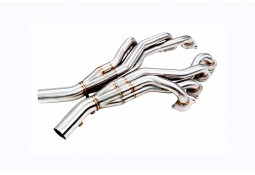 Collecteurs d'échappement + Suppression de catalyseurs Inox IPE INNOTECH Mercedes-Benz C 63 AMG (W204) (2009-2013)
