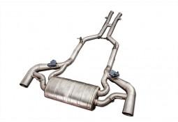 Ligne d'échappement Cat-Back Titane à valves IPE INNOTECH Mercedes Benz AMG GT / GTS (M178) (2015-2016)
