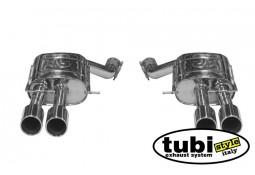 Echappement sport Inox TUBI STYLE BMW M5 (E60 / E61) (2005-2010)