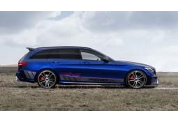 Bas de Caisse RS-R PIECHA pour Mercedes Classe C (W/S/C/A205) Pack AMG