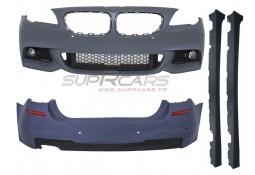Kit carrosserie look Pack M-Technik pour Bmw Série 5 F10 (2011-2014)
