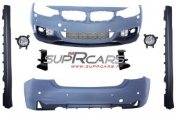 Kit carrosserie look M-Performance pour Bmw Série 4 (F32/F33/F36)