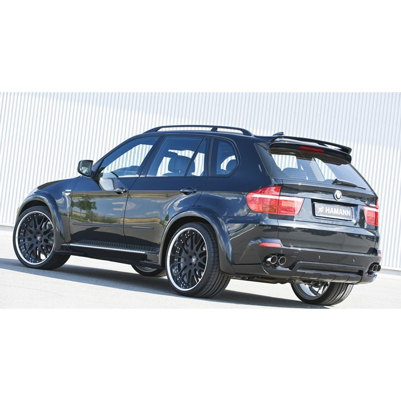 kit carrosserie bmw x5 e70 hamann distributeur officiel hamann. Black Bedroom Furniture Sets. Home Design Ideas