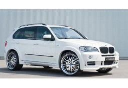 Kit carrosserie HAMANN FLASH EVO pour Bmw X5 E70 (-03/2010)