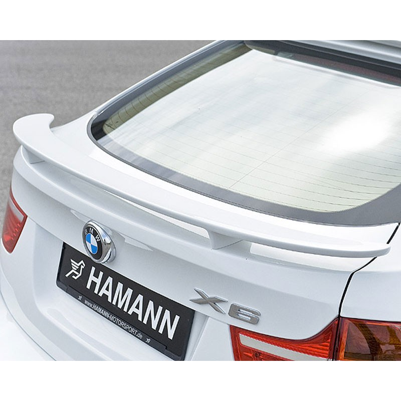 Becquet de Coffre HAMANN BMW X6 (E71)