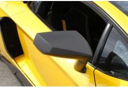 Recouvrement Carbone Rétroviseurs  NOVITEC Lamborghini AVENTADOR SV (+Roadster SV)