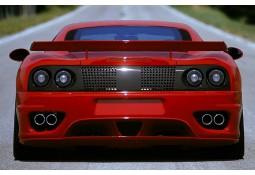 Diffuseur Arrière NOVITEC Ferrari 360 Modena / Spider / Challenge Stradale