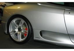 Bas de Caisse NOVITEC Ferrari 360 Modena / Spider / Challenge Stradale