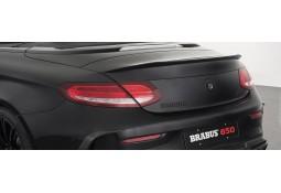 Becquet de coffre BRABUS en Carbone pour Mercedes Classe C Coupé (C205)