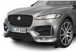 Spoiler avant AC SCHNITZER Jaguar F-Pace R-Sport et S
