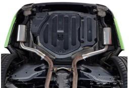 Silencieux d'échappement  MEC DESIGN Mercedes Classe E 500 / 550 V8 Berline (W212)