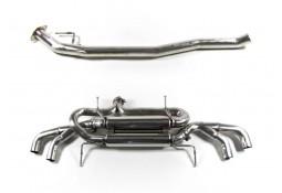 Echappement TUBI STYLE Nissan GT-R (R35) - Silencieux (2009-2016)