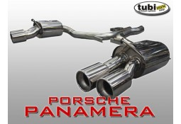 Echappement TUBI STYLE Porsche Panamera Turbo / Turbo S 970 (2009-2016) - Silencieux