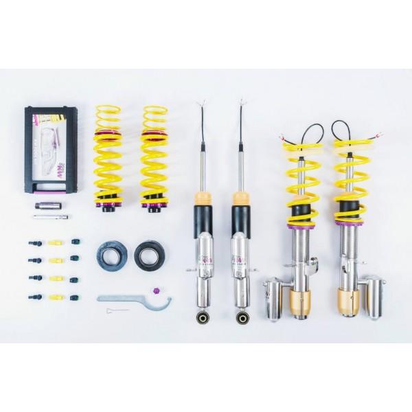 Kit suspension KW DDC pour Bmw M4 F82 / M3 F80