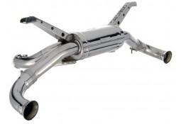 Silencieux d'échappement Inox Tubi Style Lamborghini Gallardo (2003 -2005)