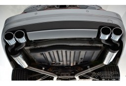 Echappement MEC DESIGN Mercedes CLS 55AMG / 63 AMG (C219) -Silencieux Version Earthquake