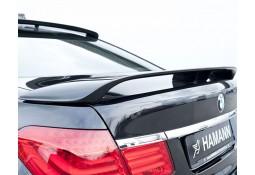 Becquet de coffre HAMANN BMW Série 7 (F01/F02)