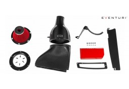 Kit d'admission Carbone / Kevlar EVENTURI pour VW Golf 7 GTI / R