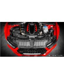 Kit d'admission Carbone / Kevlar EVENTURI pour Audi RS6 / RS7 C7 (2013-)