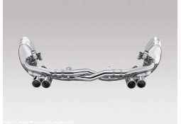 Echappement TUBI STYLE Porsche 911 Carrera / S 997.2 (2009-2010) - Silencieux + X-pipe