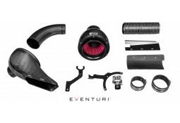 Kit d'admission Carbone / Kevlar EVENTURI pour Audi S5 / S4 3,0 TFSI  B8 (2008-)