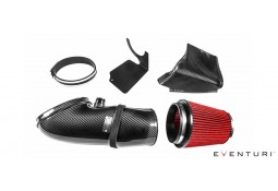 Kit d'admission Carbone / Kevlar EVENTURI pour Bmw M3 (E90/E92/E93)
