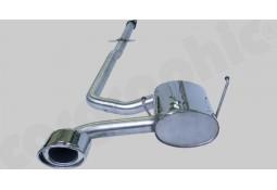 Echappement CARGRAPHIC MINI Cooper S (R50) -Silencieux