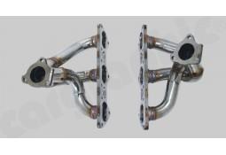 Collecteurs d'échappement Inox CarGraphic® Porsche 911 GT2/GT2RS (997.1/997.2)
