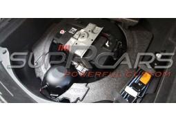 """Echappement sport """"Active Sound System """" pour Bmw X3 Diesel (F25)"""