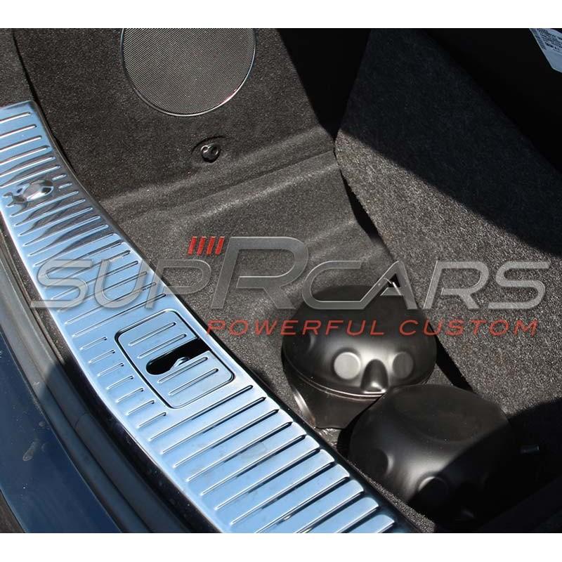 Active Sound System BMW X3 2,0d 3,0d E83: L'échappement V8