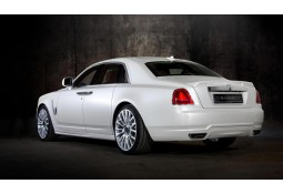 Becquet de coffre Carbone MANSORY pour Rolls-Royce Ghost I (2010-2013)