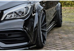 Extensions d'ailes WIDEBODY pour Mercedes CLA (C/X117) Pack AMG