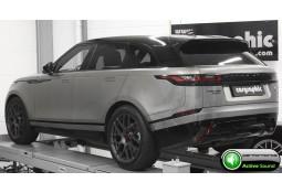 "Echappement sport ""Active Sound System "" CarGraphic Range Rover VELAR D300 (2017-) Standard"