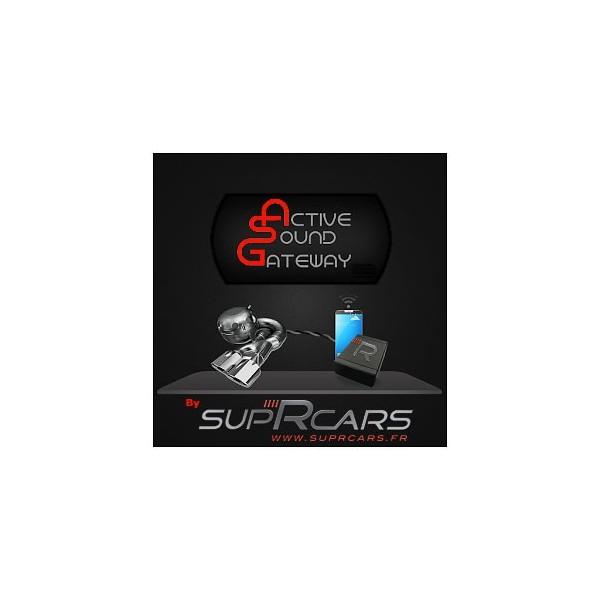 "Reprogrammation à distance Module BLE ""Active Sound System SupRcars®"""