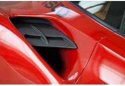 Prises d'air latérales Carbone CAPRISTO Ferrari 488 GTB / GTS