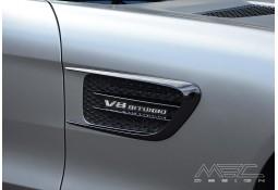 Prises d'air latérales MEC DESIGN Mercedes AMG GT / GT S / GT C / GT R (C190)