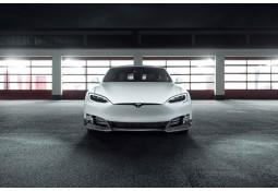 Spoiler Avant Carbone NOVITEC Tesla Model S Facelift (2016-)