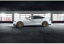 Bas de Caisse Carbone NOVITEC Tesla Model S Facelift (2016-)