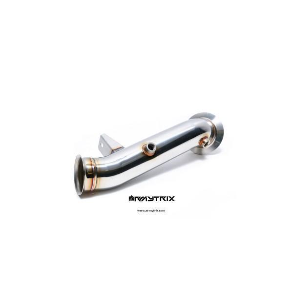 Downpipe + Suppression Catalyseur ARMYTRIX BMW 435i 2WD (F32/F33) (2011-2015)