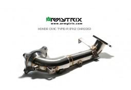 Suppression Catalyseur ARMYTRIX Honda Civic Type R (FK2) (2015 - 2017)