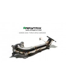Suppression Catalyseur ARMYTRIX Honda Civic Type R (FK2) (2015 - 2017)