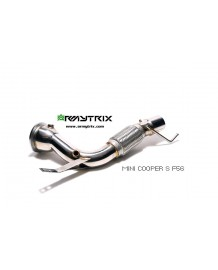 Downpipe + Suppression Catalyseur ARMYTRIX MINI Cooper S (+JCW) (F55) (2014-)