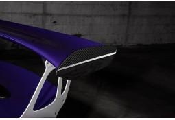 Caches latéraux de becquet Carbone TECHART pour Porsche 991 GT3 RS (-2016)