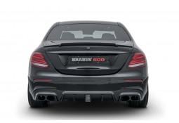 Echappement BRABUS Mercedes Classe E63 S AMG W213 Ligne Cat-Back à valves + Diffuseur Carbone