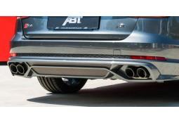 Echappement ABT Audi S4 3,0 TFSI 8W/B9 Avant (08/2016)- Silencieux à valves + Diffuseur