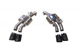 Echappement ABT Audi S4 / S5 3,0 TFSI 8W/B9 (08/2016+)- Silencieux à valves